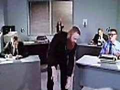 Hardcore Sex In Office With Big Round Boobs Horny Girl julia ann vid-12