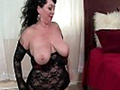 BBW milf Alexis Couture fucked and facialized