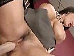 lisa ann Horny, Busty Tüdruk Saada Kõva Seksi Office filmi-24