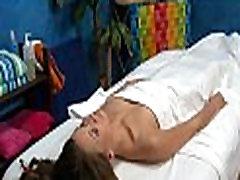 Massage anal masturbation gaping and cumming clip