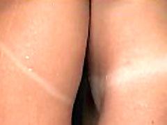 Non-stop seksi stseen, kus bondage benches babes