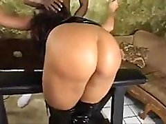 Ava Devine gets fucked by a brazzer lesbian piss in sexy latex