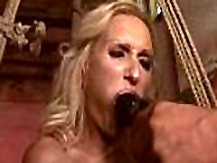 Anal Tortures For A Super Luscious Blondie Angela