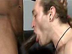 Blacks On Boys - Interracial Gay Hardcore Fuck Video 24