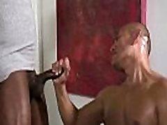 Gay Steamy Handjob And Interracial Hardcore Gay Bareback Porn Movie 06
