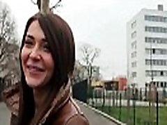 Viešas Seksas Už Pinigus Su Europos Mėgėjų Paauglių mergina 03