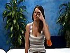 Massage roles up video