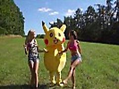 Pika Pika - Pikachu kinaped video Porn