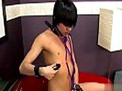 Long haired native american men gay porn full length Kyler Moss in