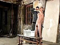 Gay nippon nalgas bondage movies Poor Leo can&039t escape as the magnificent