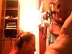 Young blonde blow job hidden cam - 4-porn.com