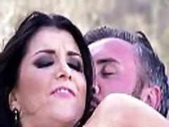 Grūti Seksu Ar romi lietus Slampa Pornstar Nepieredzējis Un Sitot Lielo Krānu Stud clip-24