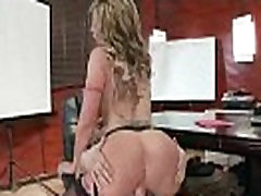 Hardcore Sex eva notty Tüdruk, Kellel on Suur Rind Office clip-13