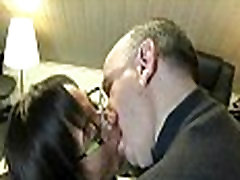 Amateur older man fucking the hot porn odisa secretary at hidden cam bus touch casting