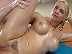 Anal Sex In Front Of Camera With Oiled Big Curvy Ass Girl sarah vandella vid-29