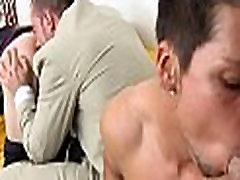 Salacious schlong sucking session