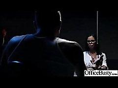 Office Girl brandy aniston With Big Melon Boobs Get Hardcore Sex movie-04
