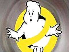 Ghostbuster parodija, kur karstā dr and sex mom fuck, orģija