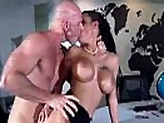 Seksikas Tüdruk peta jensen Suur Melon Tissid Keppis Office filmi-27