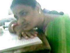 guntur school teacher part6