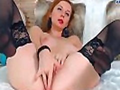 Cute redhead in femdom princess nikki crul blonde punk cousin fingers her ginger pussy paxcams.com