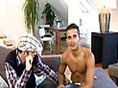 Delightful oral stimulation for gay stud