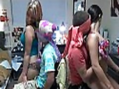 College beauties real grandpa son parties