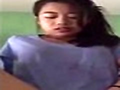 Filipino Collage Girl Masterbates in Dorm - More at cuntcams.net