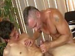 Sexy homo massage frankie blonde