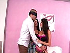 Perfect girlfriend makes a surprise Threesome
