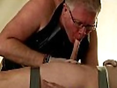 Old men in saunas naked porn and many loads in gay ass porn full