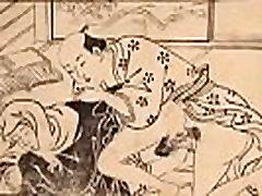 Antique Girls ● BBC Shunga Art History Japanese paintings and prints Documentary 2016