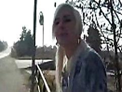 Public Pickup Teen Amateur Girl Get Fucked Outdoors 15
