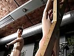 Teen sloppy sucking soft cock twink handjob gallery first time Victim Aaron gets a