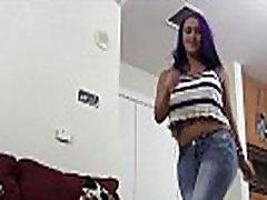 Aš girdėjau, tau patinka karšta mergina stora džinsus JOI