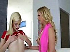 Horny milf Cherie Deville wants to lick a teen pussy