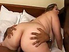 bbw interracial threesome from DesireBBWs .com