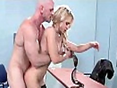 Big Round Boobs Girl alix lynx Get Hard Style Bang In Office mov-02