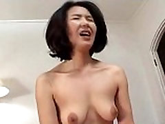 Asian milf loses her mind as she&039s fucked
