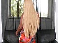 Annihilation of a presenter new vagina