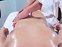 Redhead massage amateur fucks after squirting