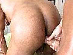 Homo massage clips