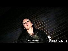 Backroom porn