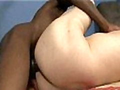 Blacks On Boys - Interracial Bareback Gay Fuck Movie 06