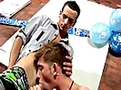 Gay forest lady fuked naked school boys The Party Comes To A Climax!