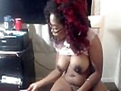 Hot latina troath Sunny with huge ebony tits and bouncing butt