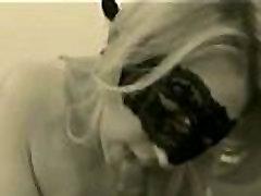 Masked Girlfriend Giving Her Best Deepthroat - Blowjob-Deepthroat.Com