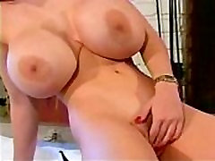 Punane boobs feger cum