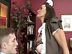 lisa ann Sexy Girl With actress diary porn star Boobs Banged In Office movie-20