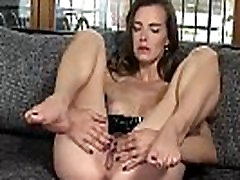 Flirty czech cutie opens up her soft snatch to the extreme